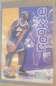 1996-97 Fleer SKYBOX Kobe Bryant # 203 Rookie Card RC Lakers GOAT