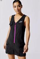 Nike  Women's Icon Clash  Romper All In One Small CJ2291 010