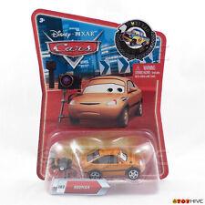 Disney Pixar Cars Final Lap collection Hooman #162 Target store exclusive - worn