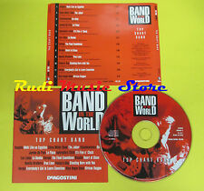 CD BAND IN THE WORLD TOP CHART BAND compilation 2005 EUROPE BLONDIE KORGIS (C2)