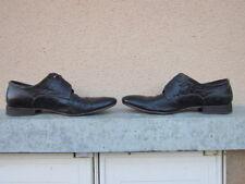 chaussures marron bocage 43
