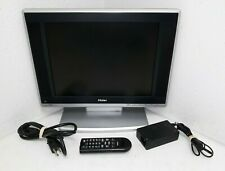 Haier HLH15BB 15 Inch LCD TV PC Monitor With Factory Remote - WORKS