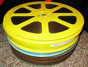 16mm Films 8 Hour TV Shows: LOU GRANT - CANON - WILD WILD WEST - HAWAII 5-0 more