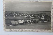29659 Foto AK Luftaufnahme Kipsdorf Erzgebirge 22.3.1940