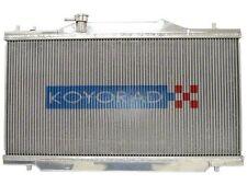KOYO RACING 2002-2006 ACURA RSX BASE TYPE-S ALUMINUM RACE RADIATOR V-CORE 36MM