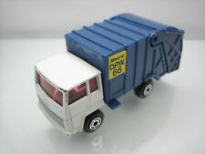 Diecast Lesney Matchbox Superfast Refuse Truck No.36 Good Condition