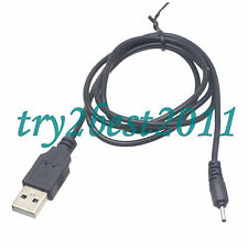 USB-A to DC 5v 2.0mm/0.6mm NOKIA power cable lead N8 N78 N96 N95 8GB 5800 X6