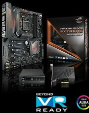 NEW ASUS ROG MAXIMUS VIII EXTREME/ASSEMBLY EATX DDR4 3000 LGA 1151 MOTHERBOARD