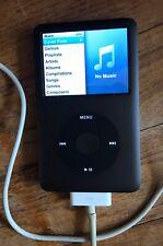 Apple iPod Classic Black (120 GB) MINT!