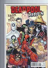 Marvel Comics DEADPOOL CORPS RANK AND FOUL #1 NM 1st Print Ryan Reynolds MOVIE