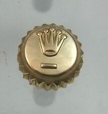 1601 16013 16014 Genuine 18K 6mm Rolex President  Datejust Watch Crown Part