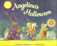 Angelinas Halloween (Angelina Ballerina)