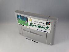 HARUKANARU AUGUSTA - NINTENDO SUPER FAMICOM SNES 16 BIT GIAPPONESE JAP JP NTSC-J