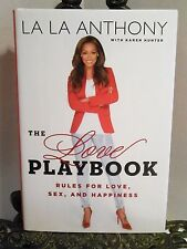 LN The Love Playbook La La Anthony Rules for Love Sex Happiness Relationships