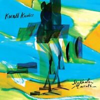 KORNEL KOVACS - STOCKHOLM MARATHON   CD NEW+