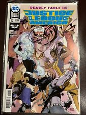 Justice League Of America 22 Signed Cover A By Terry Dodson DC Universe