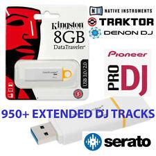 ⭐ 950 Tracks ⚡ Pioneer CDJ 1000 900 850 DJM 800 400 DJ Controller Mixer USB 8GB