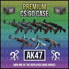 PREMIUM CSGO Random AK47 Skin - Counter-Strike Global Offensive - CHEAPEST