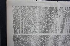 1872 Zeitung 142 / Juden Antisemitismus / Sturmflut Eldena