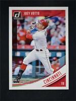 2018 Donruss Baseball Base #147 Joey Votto