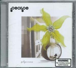 """GEORGE """"POLYSERENA"""" 2006 OZ CD LIKE NEW"""