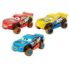 Disney/Pixar Cars XRS Mud Racing 3-Pack McQueen, Ramirez, Weathers - New in Box