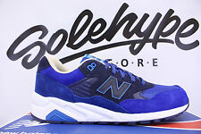 NEW BALANCE 580 ELITE EDITION PAPER LIGHTS SAILOR PACIFIC BLUE MRT580RA SZ 9