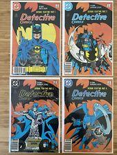 Detective Comics #575, 576, 577 and 578 Batman Year 2 Part 1-4 (1987, DC)