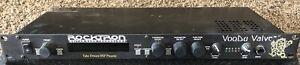 Rocktron Voodu Valve Tube Guitar Preamp Effects Unit