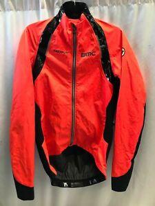 ?ASSOS RS.sturmPrinz BMC Tag Heuer Jacket Men's Size Medium Orange