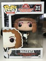 Pop Movies Rocky Horror Picture Show Magenta 213 Funko Pop Vinyl Damaged box