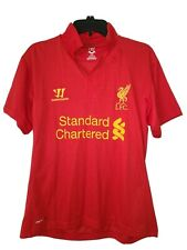Nwt Red Liverpool Soccer Jersey Size 14
