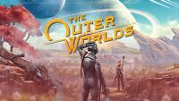 THE OUTER WORLDS Warranty Epic Games ACCOUNT PC