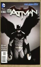 Batman #10-2012 nm 9.4 Standard cover Night of the Owls New 52