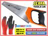 "Cobra 300mm / 12"" Hand Saw Wood Carpentry 8 TPI Sharpoint Hardpoint NEW UK 23-49"