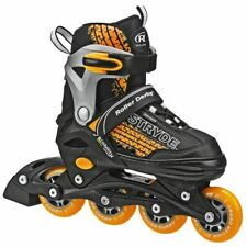 New! Roller Derby Stryde Inline Skates Boy's 11-1 Rollerblades return