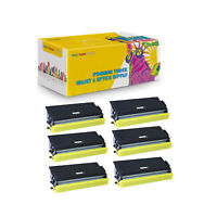 Compatible 6-Pack Toner Cartridge TN460 for Brother DCP-1200 DCP-1400 FAX-4750
