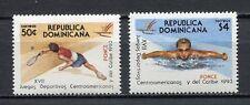27967) DOMINICANA REP. 1993 MNH** Nuovi** Sport: Tennis