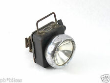 Luxor Head Light Battery Power Vintage Bicycle Lamp Motorcycle handle
