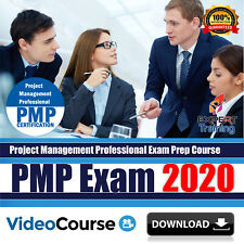 PMP Project Management Professional 2020 Exam Prep 10 GB Video Course DOWNLOAD