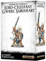 Stormcast Eternals Gavriel Sureheart - Warhammer Age of Sigmar - New! 96-34
