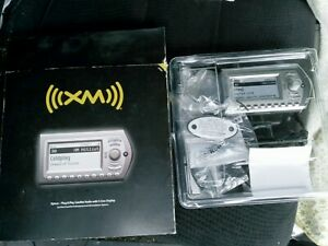 XM Express XMCK-10A Plug & Play Satellite Radio with Car Kit (open box)