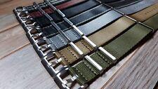 Correa Premium de estilo de la OTAN. varios colores y tamaños. Reino UNIDO STOCK.