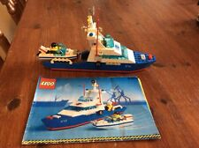 LEGO - Coast Patrol Cruisers nr.6353 with Ba