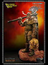 HCG STATUE THE CLERIC EXCLUSIVE EDITION, DARKNESS AND DAMNATION NO SIDESHOW