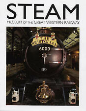 Bryan, Tim Steam Museum of the Great Western Railway Very Good Book