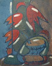 Bohumil Samuel KECIR (1904-1987) Blumen Nr. E25