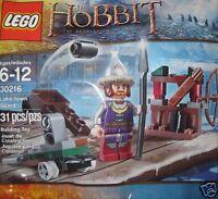 Lego Herr der Ringe Der Hobbit  Lake Town Guard + Zubehör 30216