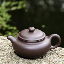 360ml,Antique handmade teapot,Yixing Zi ni Purple Clay Tea Pot Zisha pottery cup