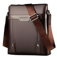 Leather Men Messenger Bags Casual Crossbody Bag Business Mens Handbag Bags